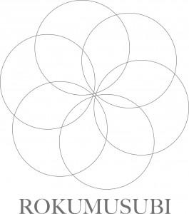 ROKUMUSUBIロゴ